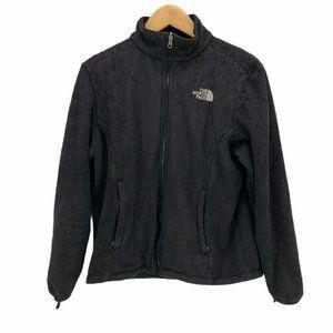 The North Face Unisex Fleece Jacket Black Size L
